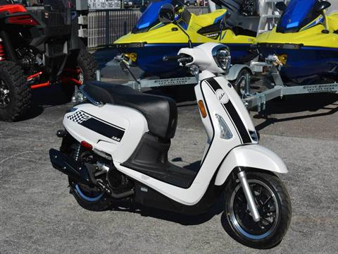 2020 Kymco Like 150i ABS Noodoe in Clearwater, Florida - Photo 13