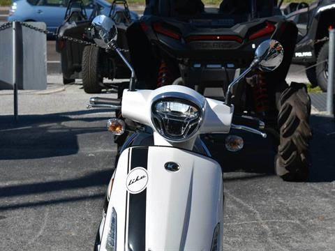 2020 Kymco Like 150i ABS Noodoe in Clearwater, Florida - Photo 15