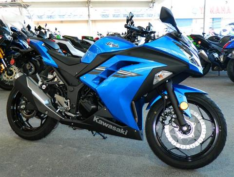 2017 Kawasaki Ninja 300 ABS in Clearwater, Florida