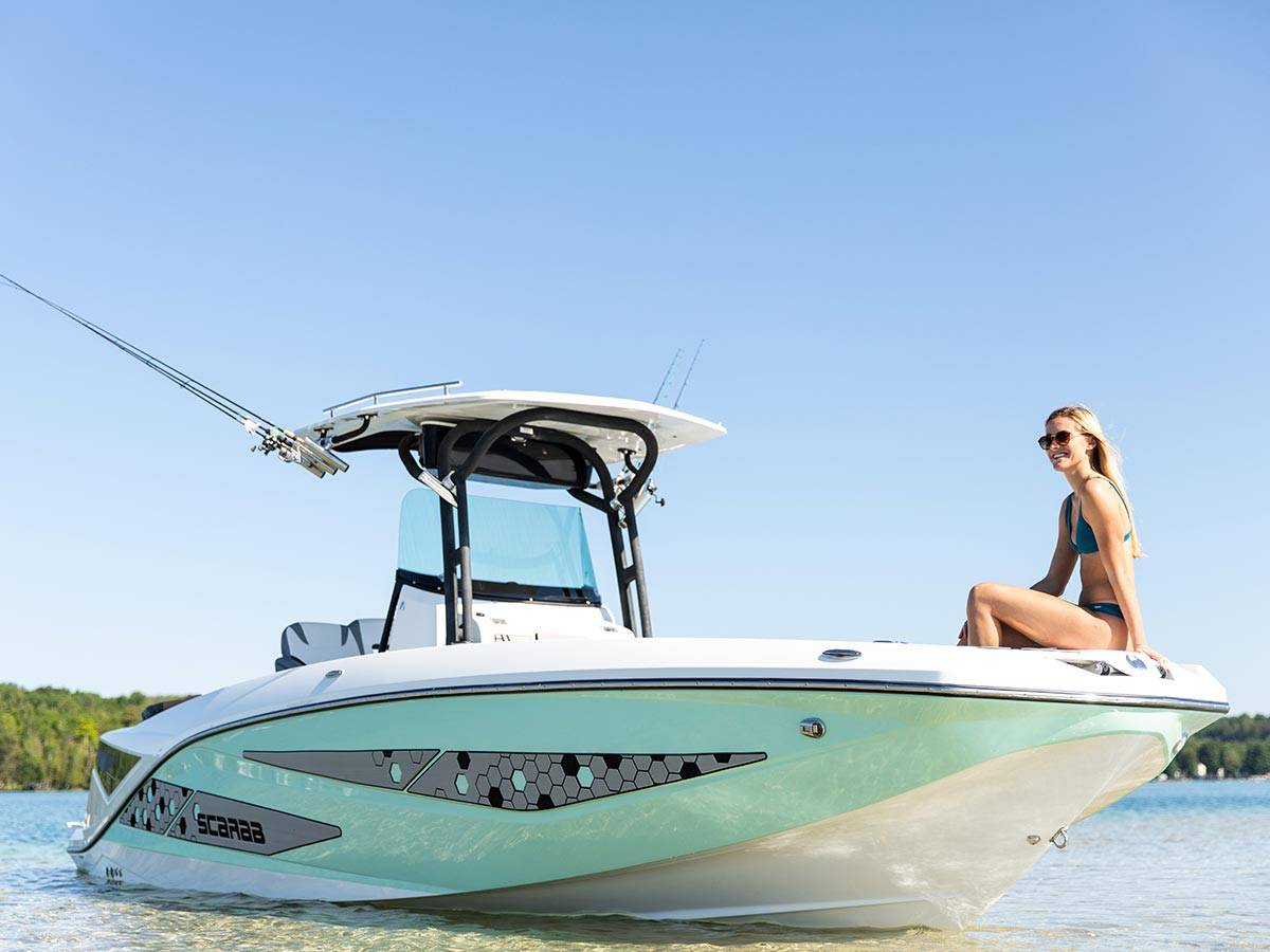 2020 Scarab 255 OPEN ID in Clearwater, Florida - Photo 4
