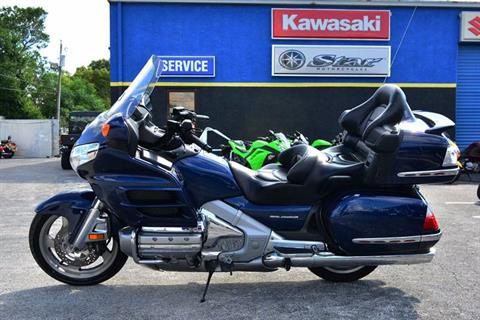 2007 Honda Gold Wing® Premium Audio in Clearwater, Florida