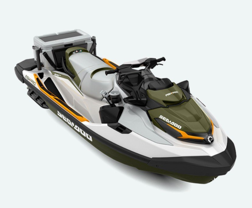 2021 Sea-Doo FISH PRO 170 in Clearwater, Florida - Photo 1