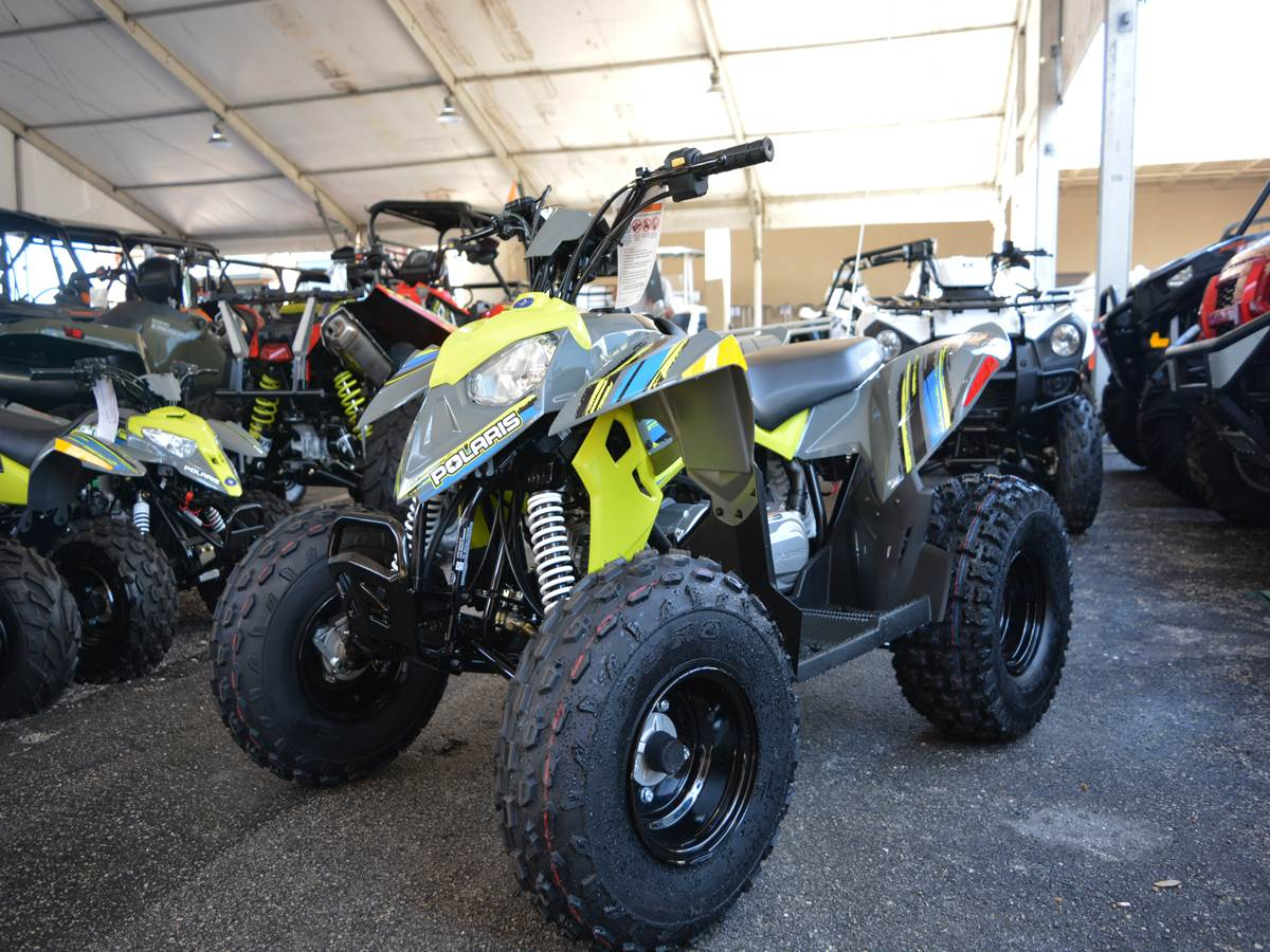 2019 Polaris Outlaw 110 in Clearwater, Florida - Photo 1