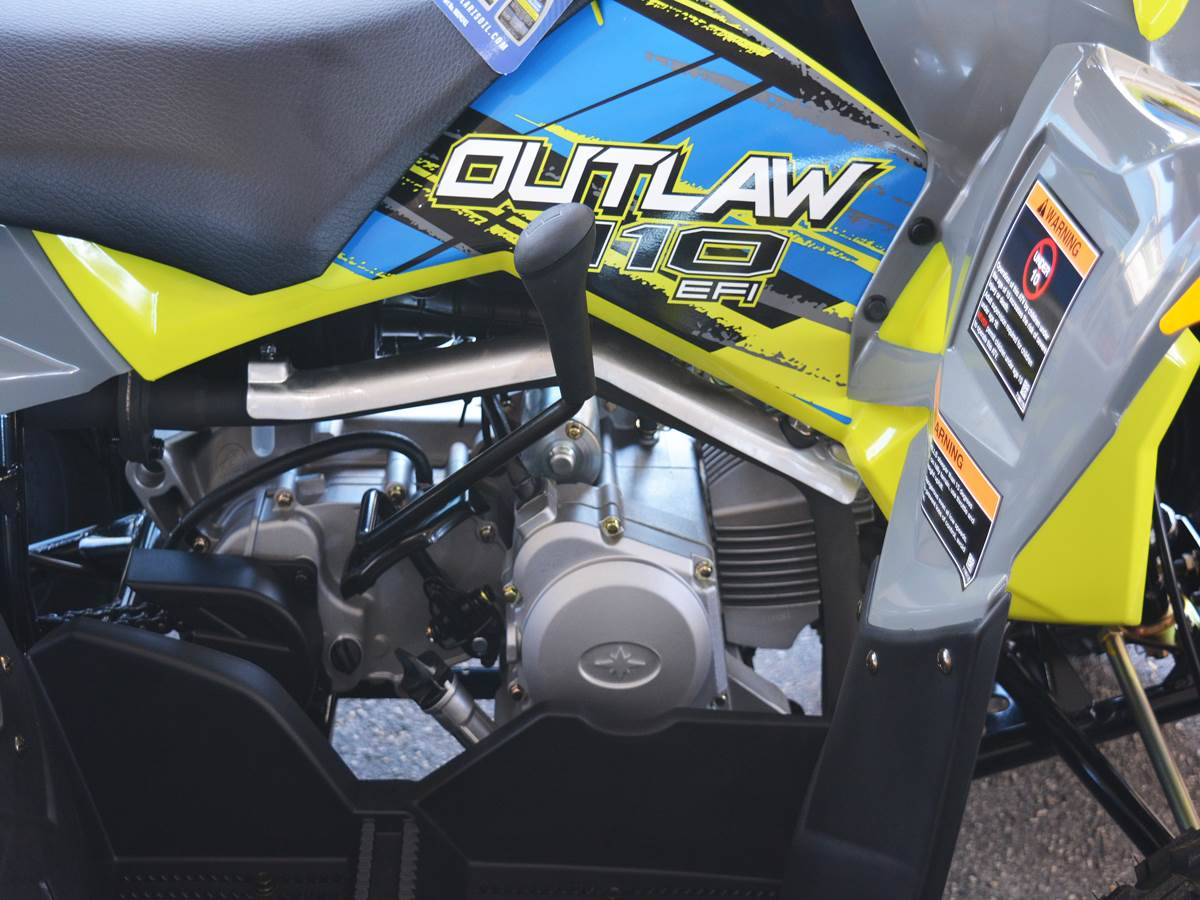 2019 Polaris Outlaw 110 in Clearwater, Florida - Photo 3