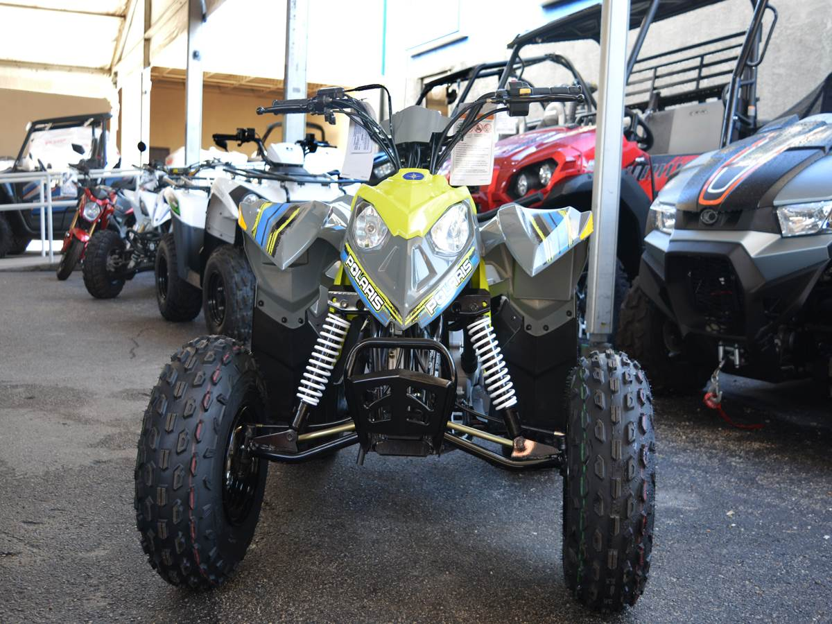 2019 Polaris Outlaw 110 in Clearwater, Florida - Photo 10