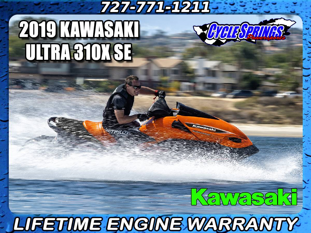 2019 Kawasaki Jet Ski Ultra 310X SE in Clearwater, Florida - Photo 1