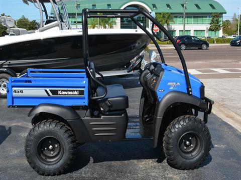 2019 Kawasaki Mule SX 4X4 XC FI in Clearwater, Florida - Photo 1