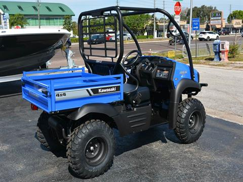 2019 Kawasaki Mule SX 4X4 XC FI in Clearwater, Florida - Photo 4