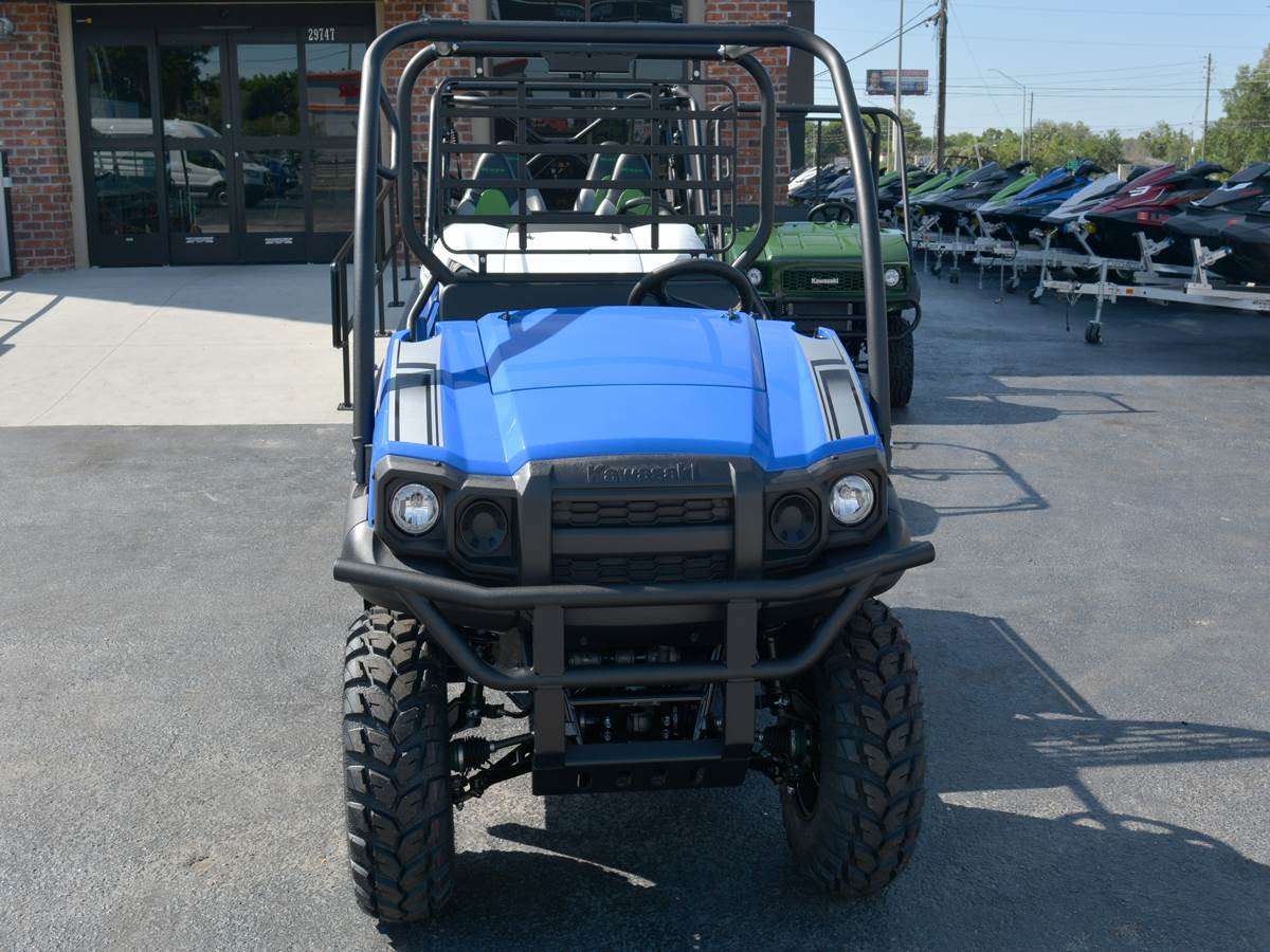 2019 Kawasaki Mule SX 4X4 XC FI in Clearwater, Florida - Photo 5