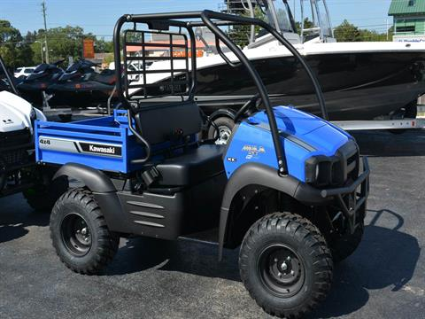 2019 Kawasaki Mule SX 4X4 XC FI in Clearwater, Florida - Photo 6