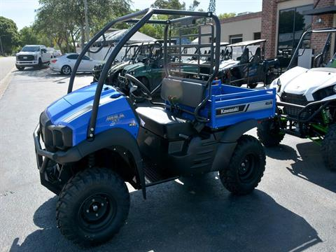 2019 Kawasaki Mule SX 4X4 XC FI in Clearwater, Florida - Photo 9