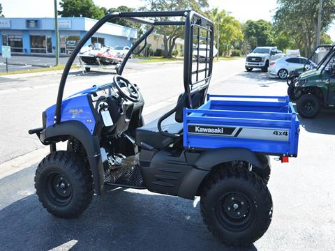 2019 Kawasaki Mule SX 4X4 XC FI in Clearwater, Florida - Photo 10