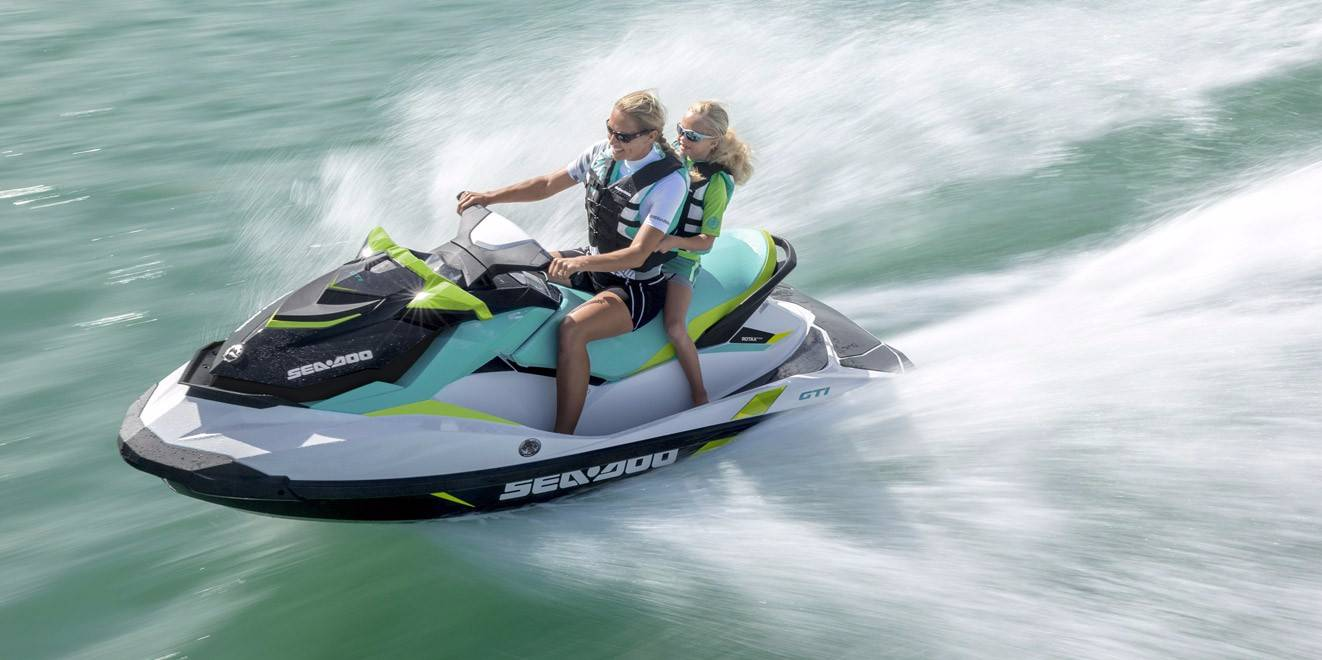 2018 Sea-Doo GTI in Clearwater, Florida