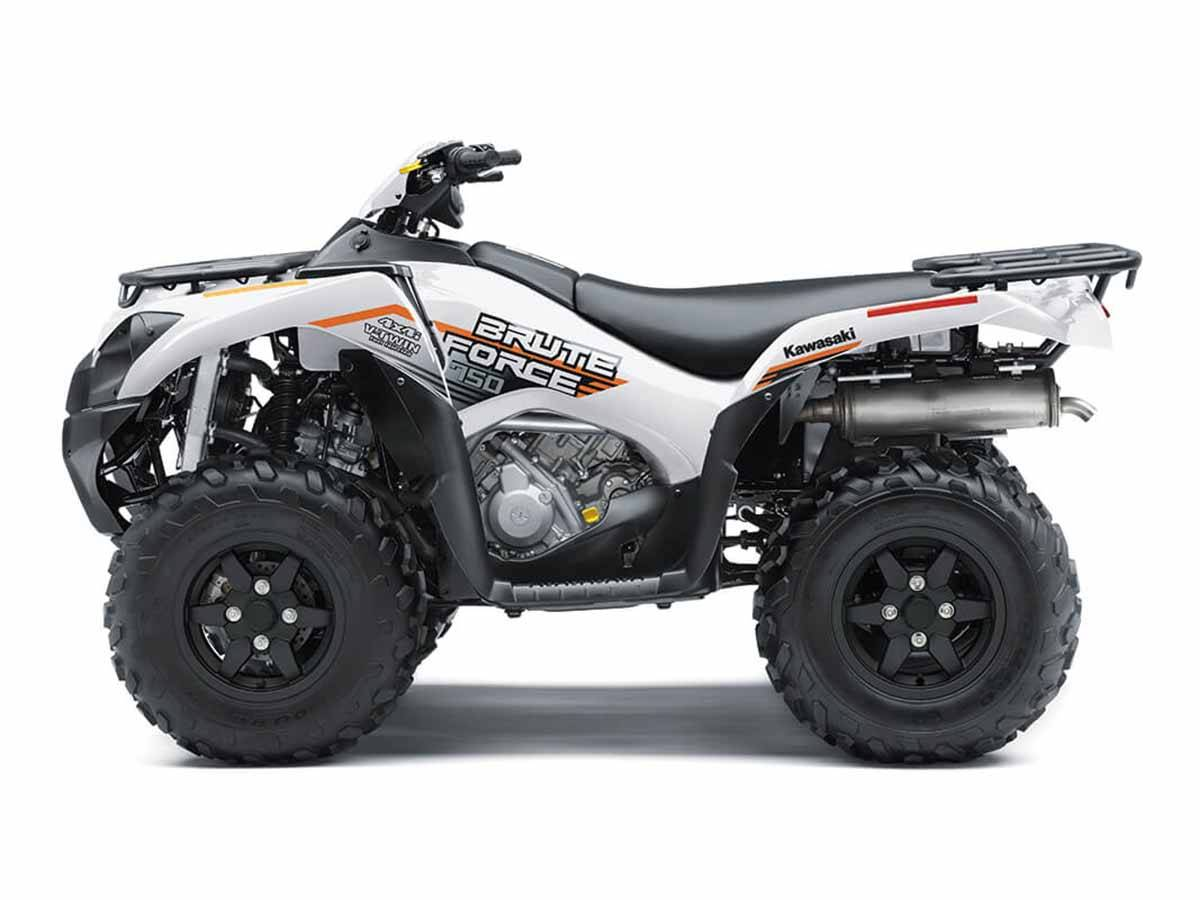 2021 Kawasaki Brute Force 750 4x4i EPS in Clearwater, Florida - Photo 11