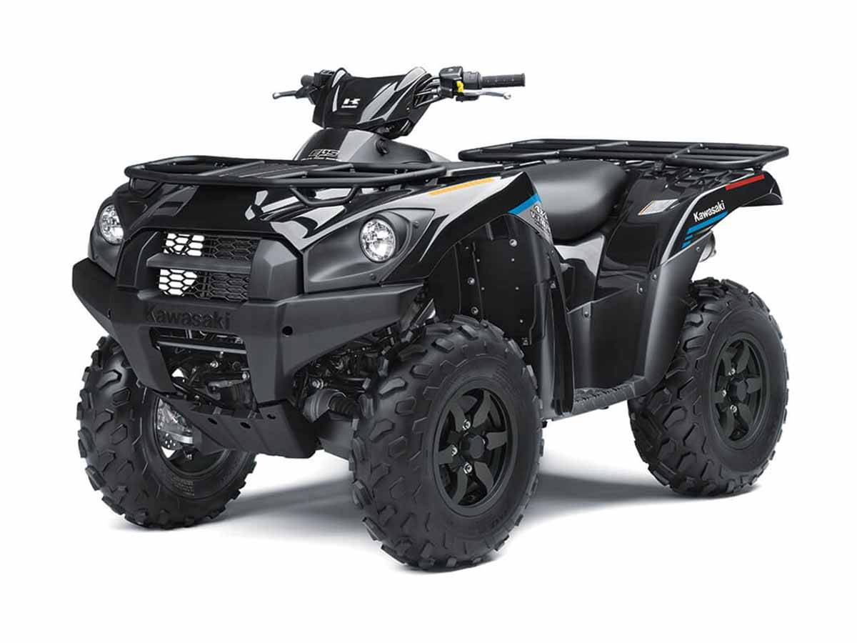 2021 Kawasaki Brute Force 750 4x4i EPS in Clearwater, Florida - Photo 7
