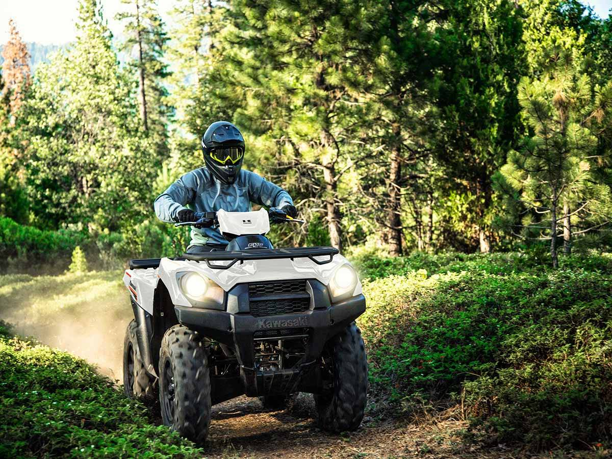 2021 Kawasaki Brute Force 750 4x4i EPS in Clearwater, Florida - Photo 13