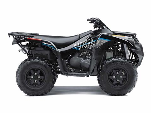 2021 Kawasaki Brute Force 750 4x4i EPS in Clearwater, Florida - Photo 8