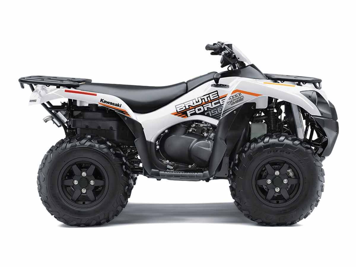 2021 Kawasaki Brute Force 750 4x4i EPS in Clearwater, Florida - Photo 14