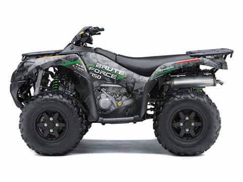 2021 Kawasaki Brute Force 750 4x4i EPS in Clearwater, Florida - Photo 2