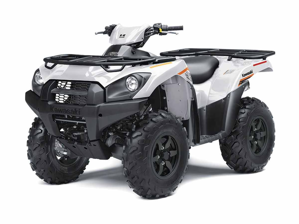 2021 Kawasaki Brute Force 750 4x4i EPS in Clearwater, Florida - Photo 15