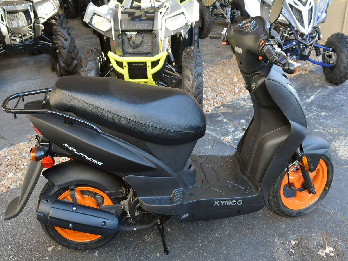 2019 Kymco Agility 125 In Clearwater Florida