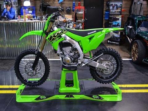 2021 Kawasaki KX 450X in Clearwater, Florida - Photo 3