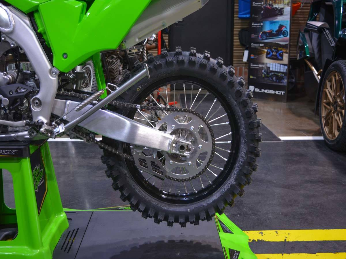 2021 Kawasaki KX 450X in Clearwater, Florida - Photo 5