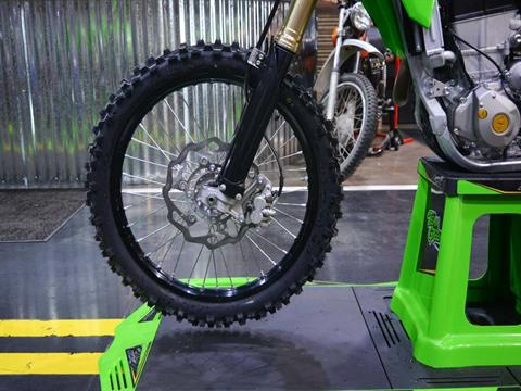 2021 Kawasaki KX 450X in Clearwater, Florida - Photo 6
