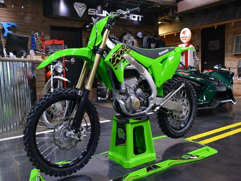 2021 Kawasaki KX 450X in Clearwater, Florida - Photo 7