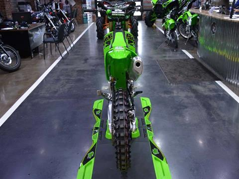 2021 Kawasaki KX 450X in Clearwater, Florida - Photo 9