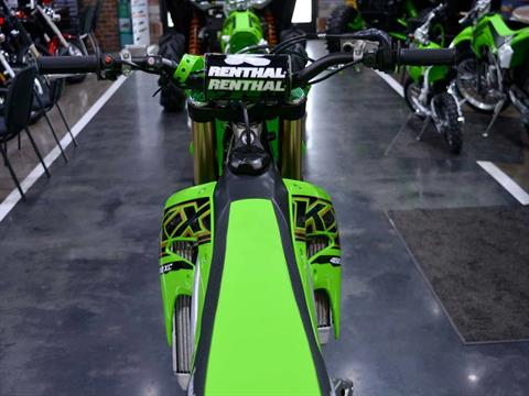 2021 Kawasaki KX 450X in Clearwater, Florida - Photo 10