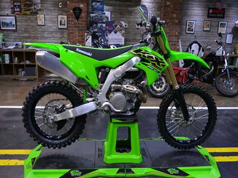 2021 Kawasaki KX 450X in Clearwater, Florida - Photo 2