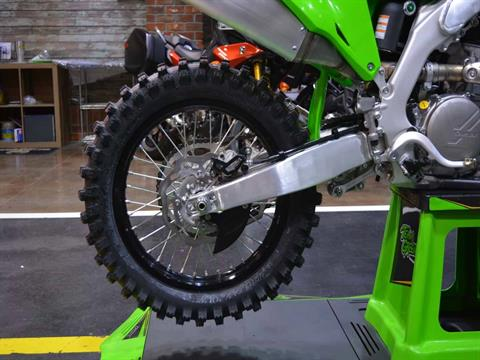2021 Kawasaki KX 450X in Clearwater, Florida - Photo 11