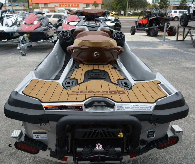 New 2018 Sea-Doo GTX Limited 300 Incl. Sound System Watercraft in ...