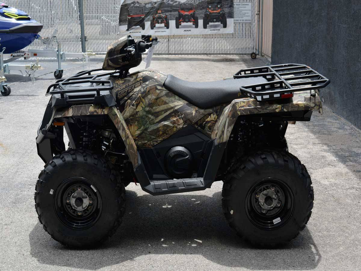 2020 Polaris Sportsman 570 EPS Utility Package in Clearwater, Florida - Photo 1