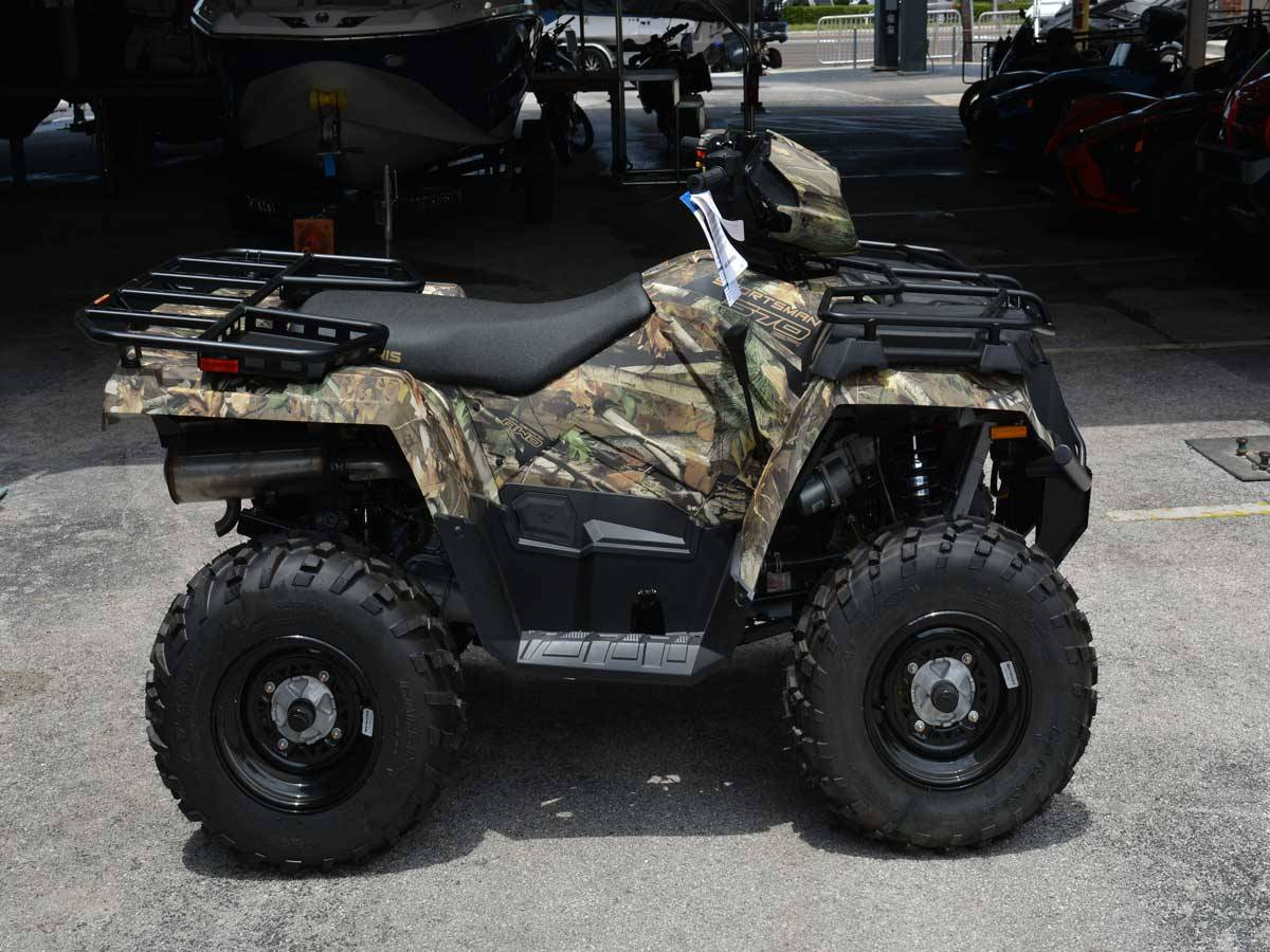 2020 Polaris Sportsman 570 EPS Utility Package in Clearwater, Florida - Photo 2