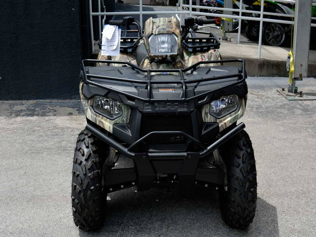 2020 Polaris Sportsman 570 EPS Utility Package in Clearwater, Florida - Photo 4