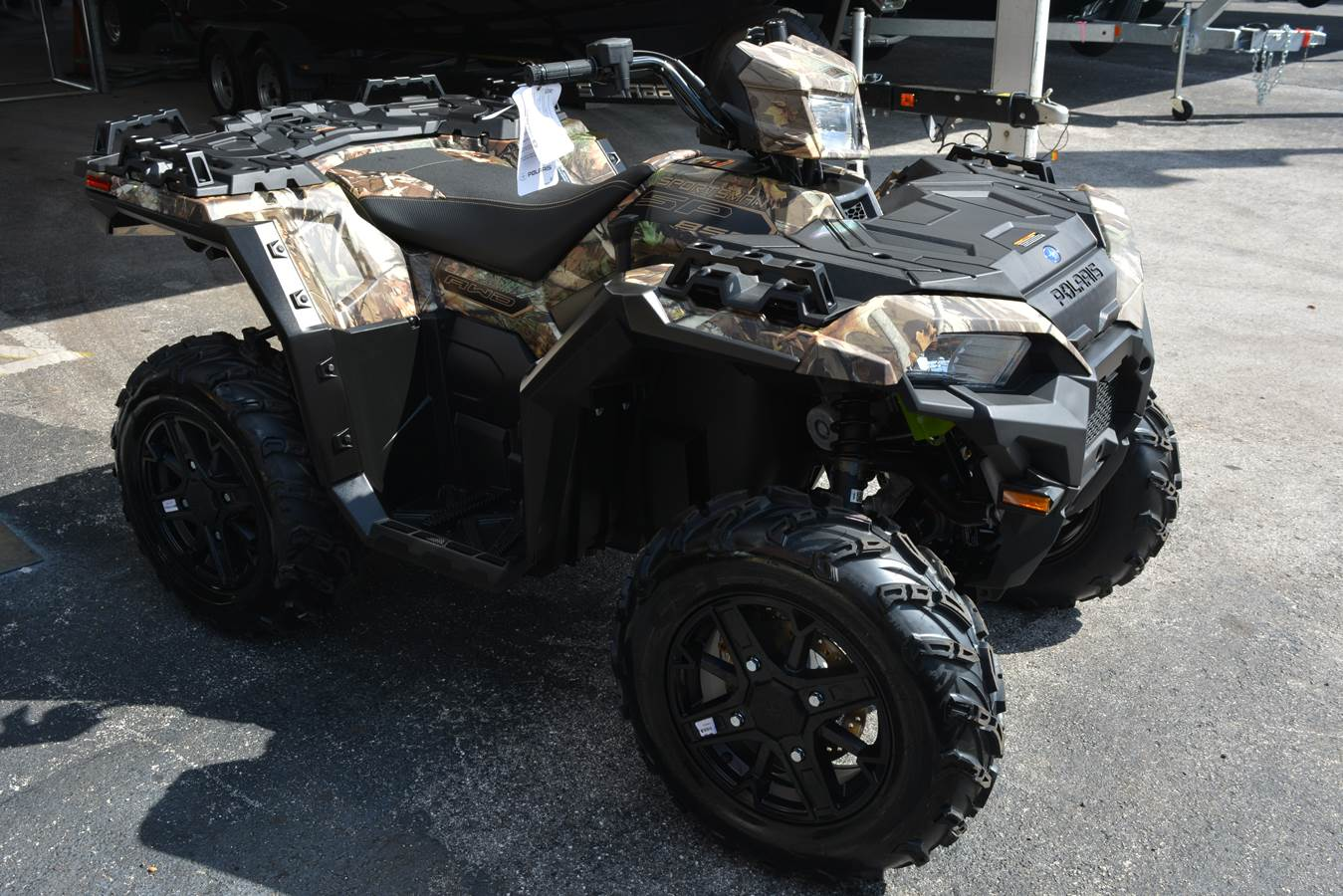 2019 Polaris Sportsman 850 SP in Clearwater, Florida - Photo 7