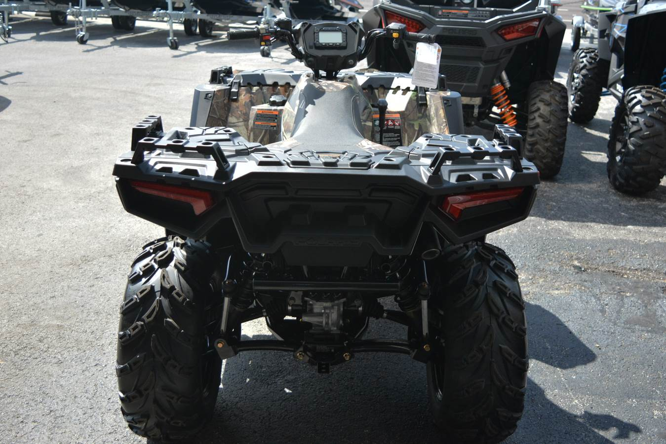 2019 Polaris Sportsman 850 SP in Clearwater, Florida - Photo 9
