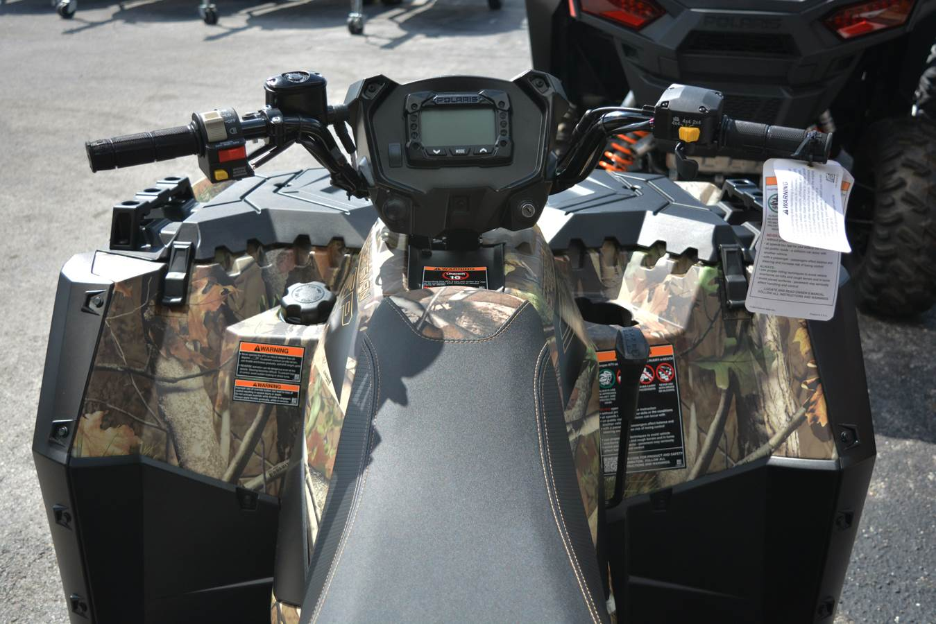 2019 Polaris Sportsman 850 SP in Clearwater, Florida - Photo 10