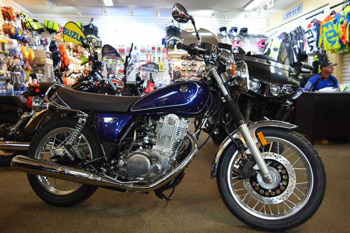 2018 Yamaha SR400 in Clearwater, Florida