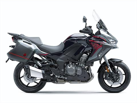 2021 Kawasaki Versys 1000 SE LT+ in Clearwater, Florida - Photo 1