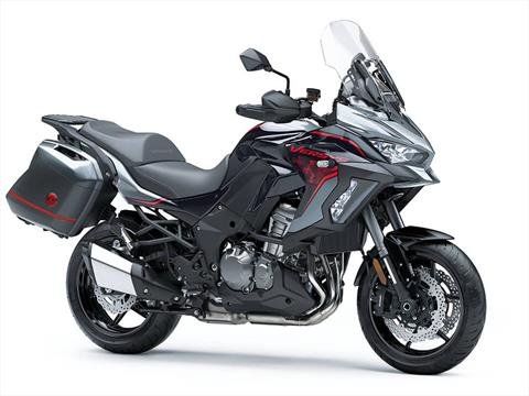 2021 Kawasaki Versys 1000 SE LT+ in Clearwater, Florida - Photo 2