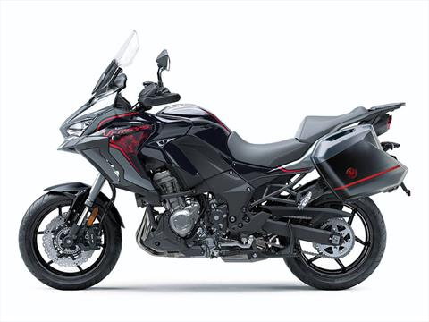 2021 Kawasaki Versys 1000 SE LT+ in Clearwater, Florida - Photo 4