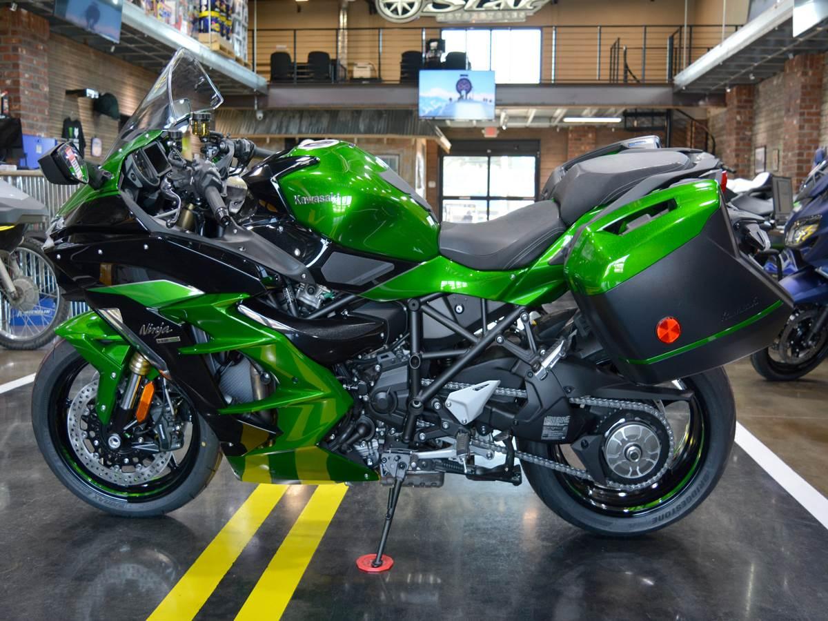 2018 Kawasaki Ninja H2 SX SE In Clearwater Florida