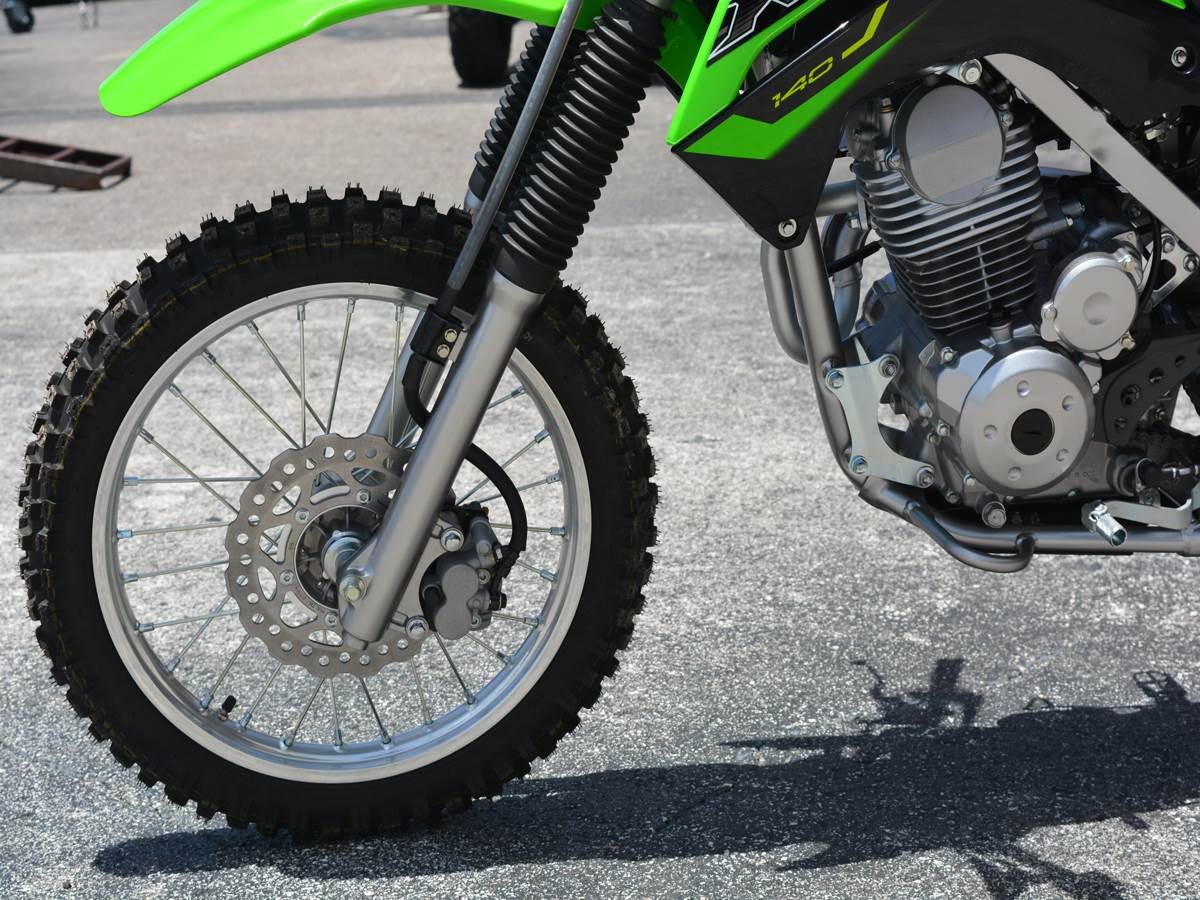 2019 Kawasaki KLX 140 in Clearwater, Florida