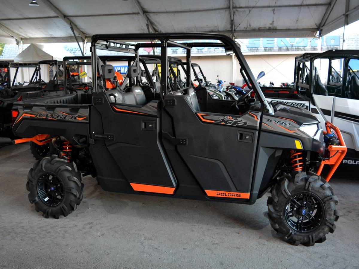 2019 Polaris Ranger Crew XP 1000 EPS High Lifter Edition in Clearwater,  Florida