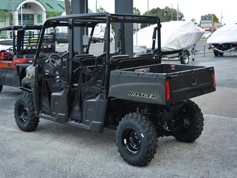 2021 Polaris Ranger Crew 570 in Clearwater, Florida - Photo 4