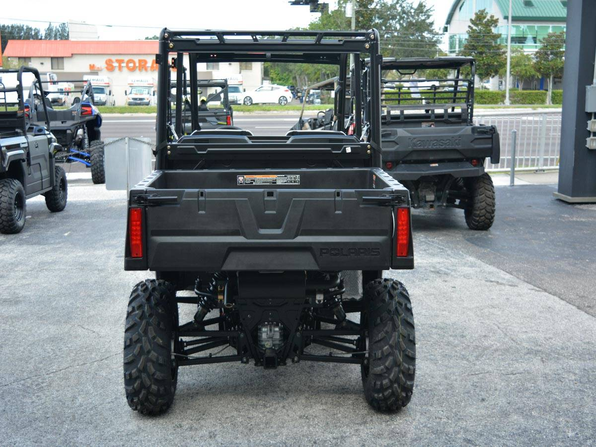 2021 Polaris Ranger Crew 570 in Clearwater, Florida - Photo 5