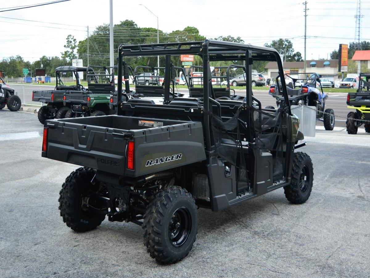 2021 Polaris Ranger Crew 570 in Clearwater, Florida - Photo 6